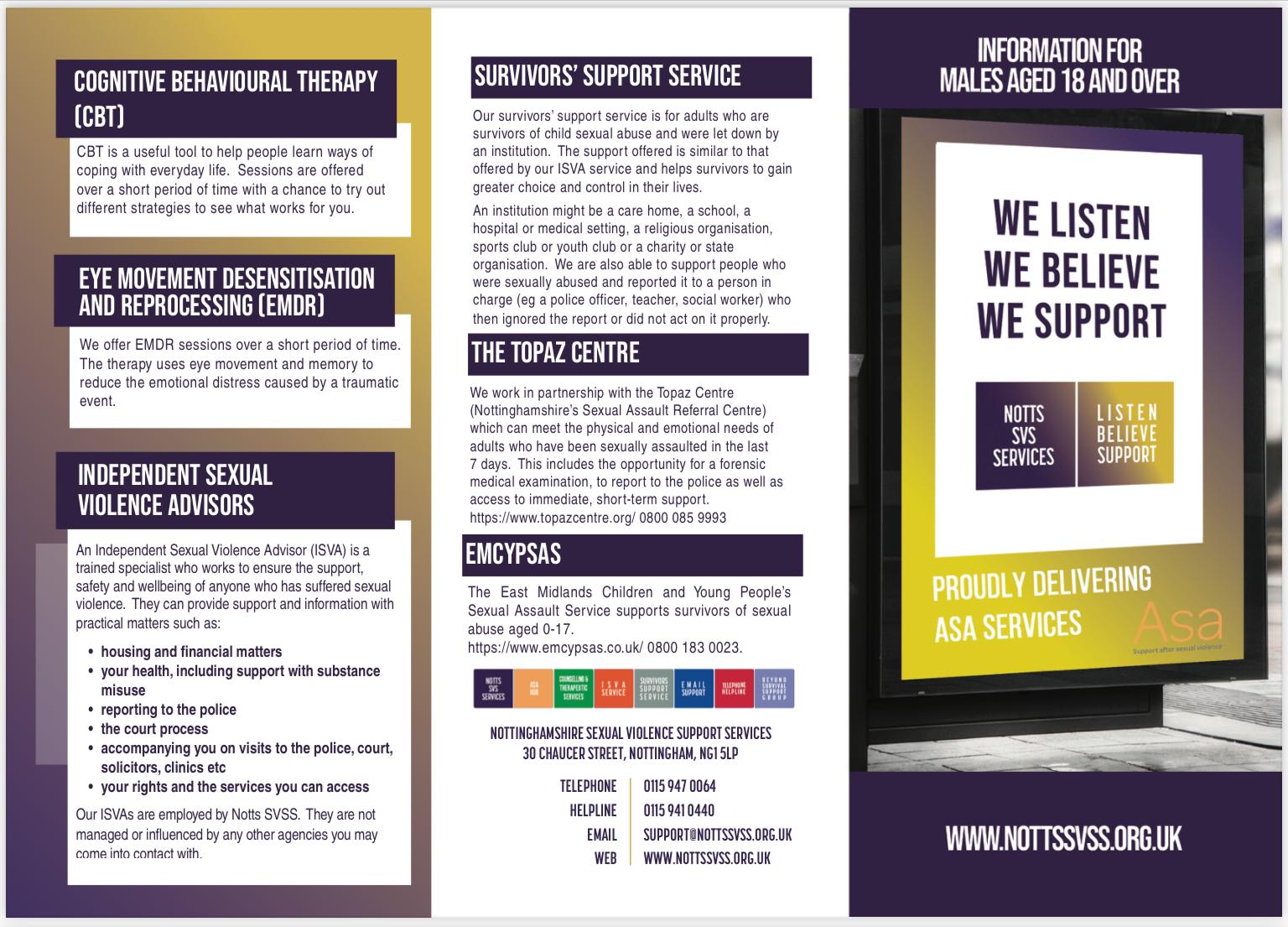 male leaflet for nsvss